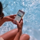texting-the-pool-company-by-the-pool